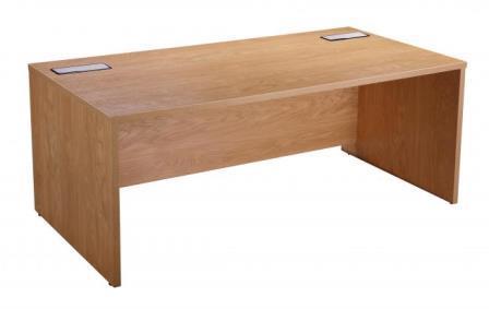 Endurance rectangular executive desk