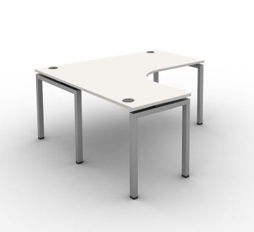 Soho2 radial desk