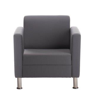 Richmond modular reception chair with arms