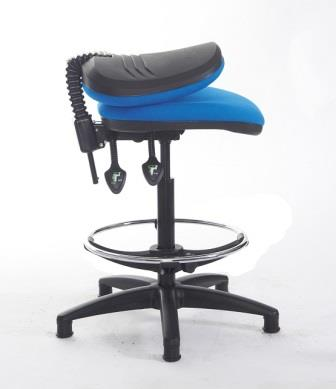 Vantage Plus mid back draughtsmans chair