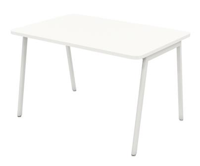 Ascend rectangular meeting table