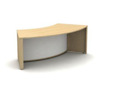 Mobili 60 degree DDA accessible curved counter