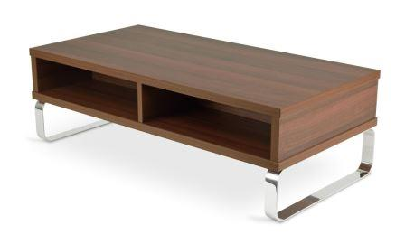 Mobili Cuban rectangular very low coffee table