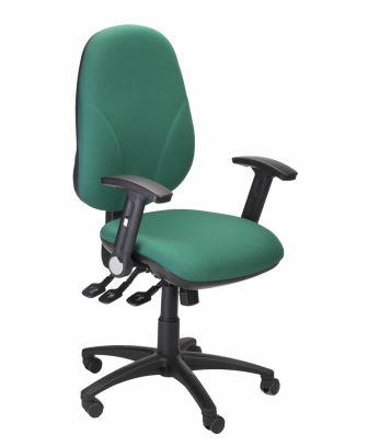 Conway 3-lever high back task chair