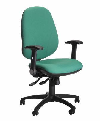 Conway synchro mechanism high back task chair
