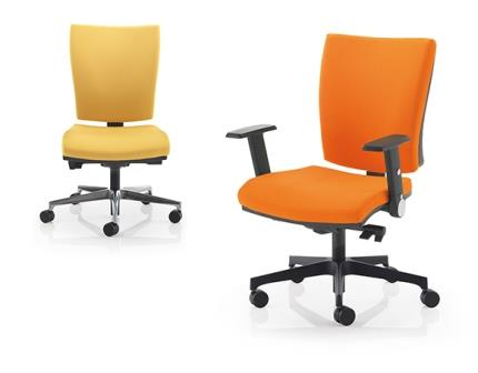 Twist task chair