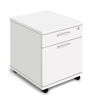 Aspire 2-drawer mobile pedestal