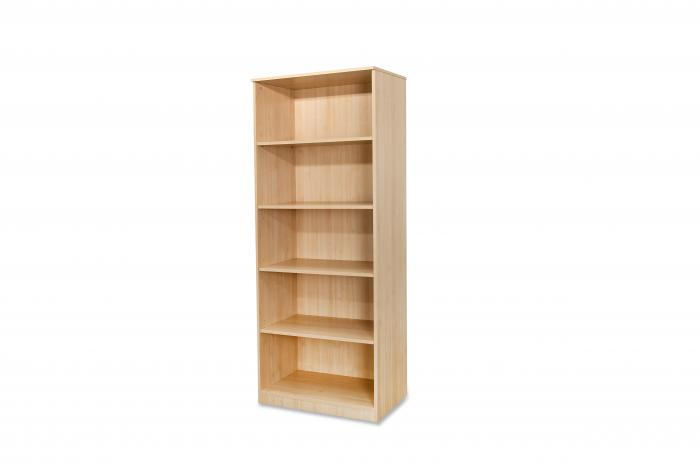 Ecoline budget open fronted bookcases