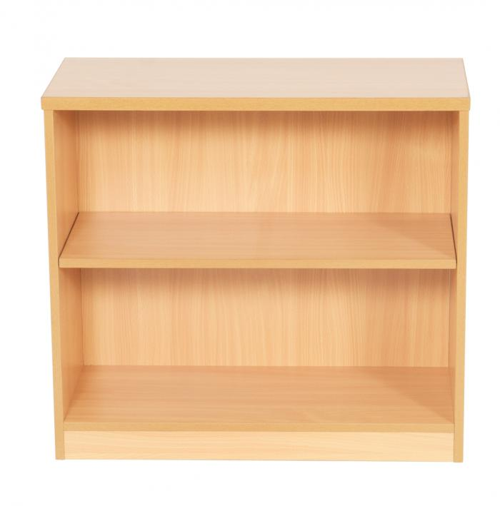 Endurance open fronted bookcases